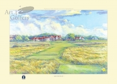 MUIRFIELD 2013 OPEN CHAMPIONSHIP OFFICIAL LIMITED EDITION PRINT